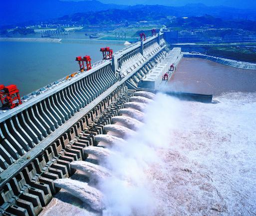 国内最大的建设项目——长江三峡水利枢纽工程